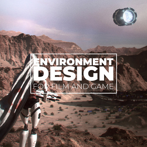 Enviroment Design For Film and Game
