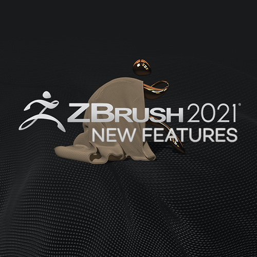 Zbrush 2021 New Features
