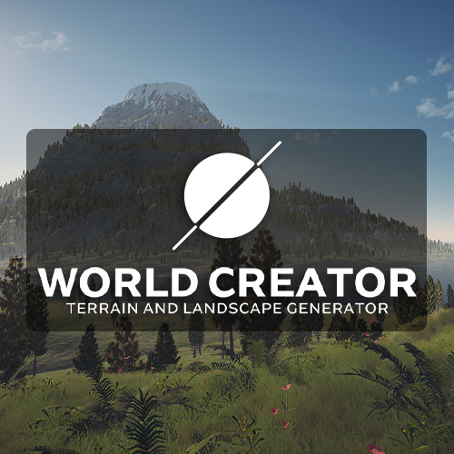 World Creator for Game and VFX