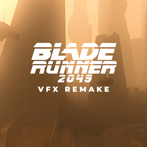 Blade Runner 2049 Remake