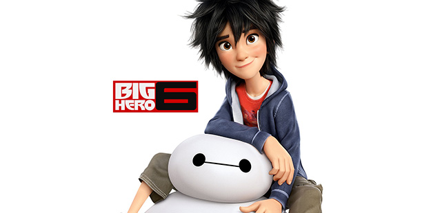 Moviepedia 05 : Big Hero 6