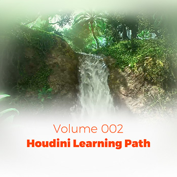Houdini Learning Path : Volume 002