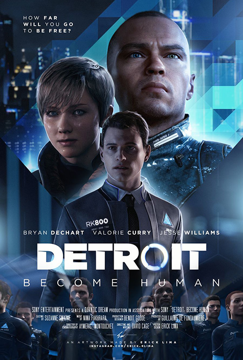 قسمت اول: Detroit: Become Human