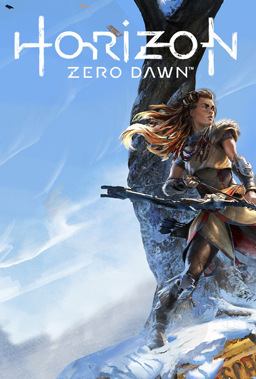 قسمت سوم: Horizon Zero Dawn