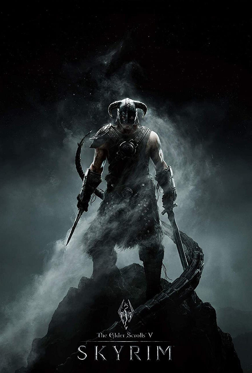 قسمت دهم: The Elder Scrolls V: Skyrim