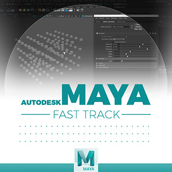 Maya - Duplicate with Transform