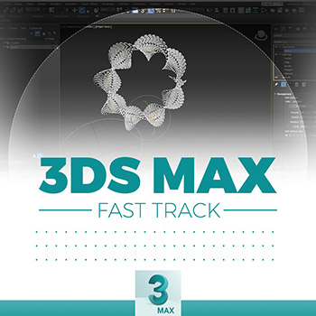 3ds Max - Path Deform