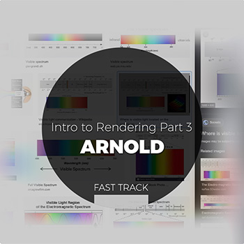 Arnold - Intro to Rendering Part 3