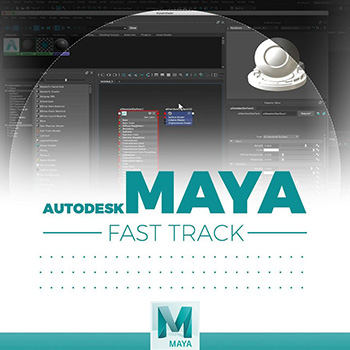 Maya - Assign Material to Objects