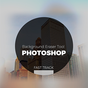Photoshop - Background Eraser Tool