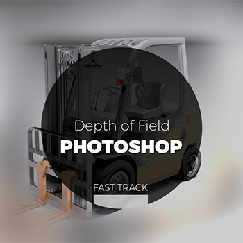 Photoshop - Depth of Field