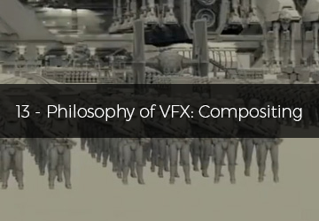 13 - Philosophy of VFX: compositing