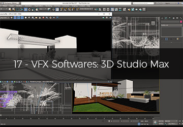 17 - VFX Softwares: 3d Studio Max