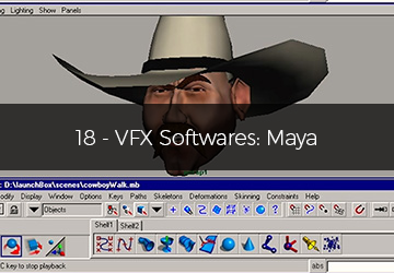 18 - VFX Softwares: Maya