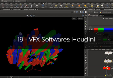 19 - VFX Softwares: Houdini