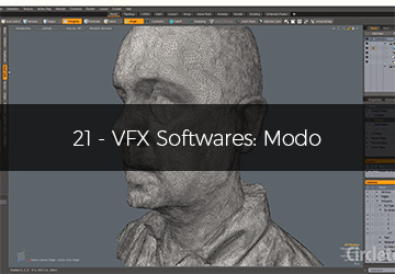 21 - VFX Softwares: Modo