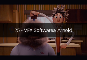 25 - VFX Softwares: Arnold