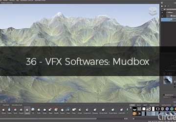 36 - VFX Softwares: Mudbox