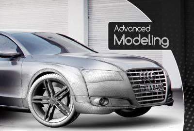 Advanced Modeling with Maya and MudBox
